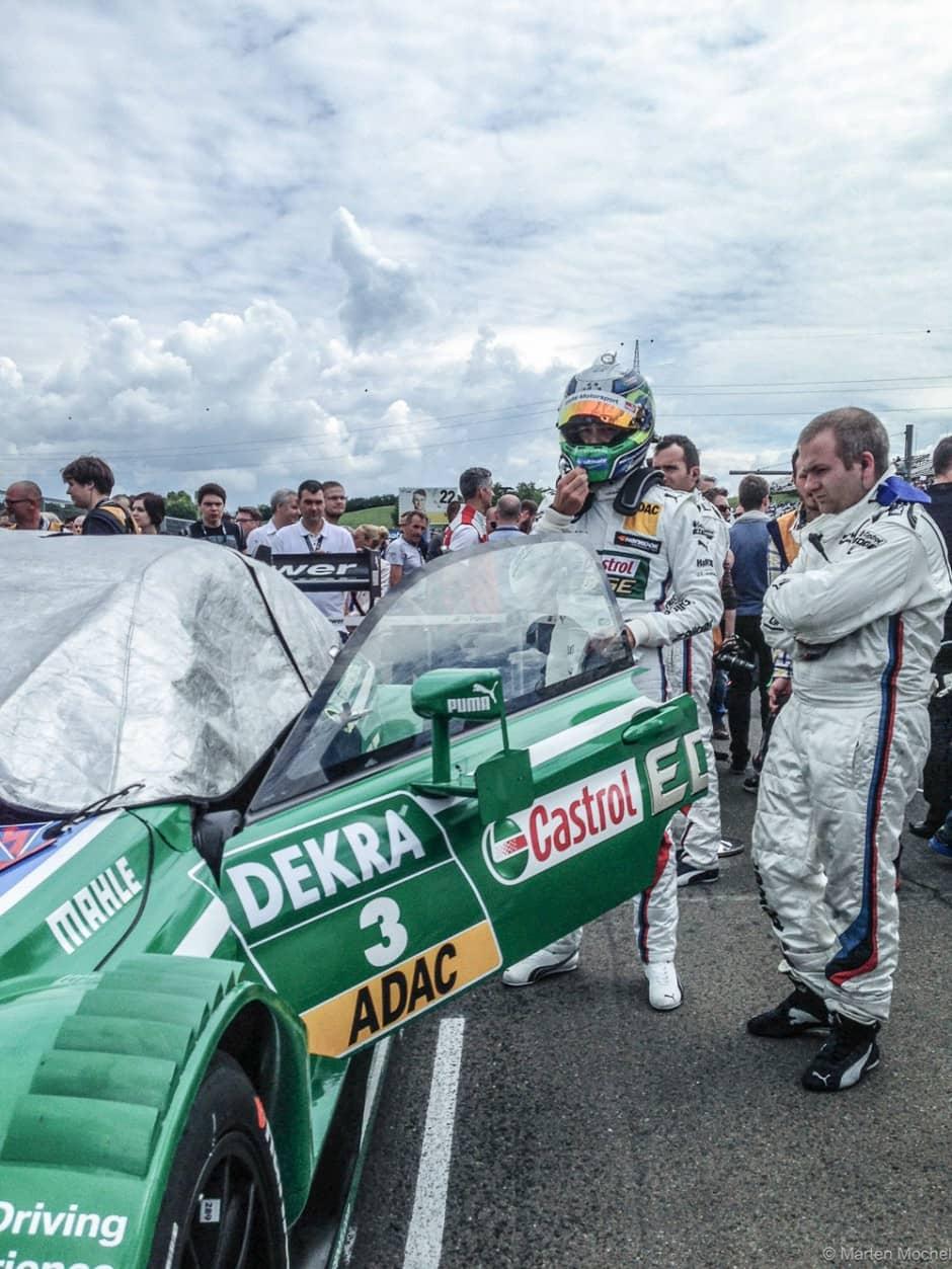 <b>DTM Racing</b> in <i>Budapest</i>