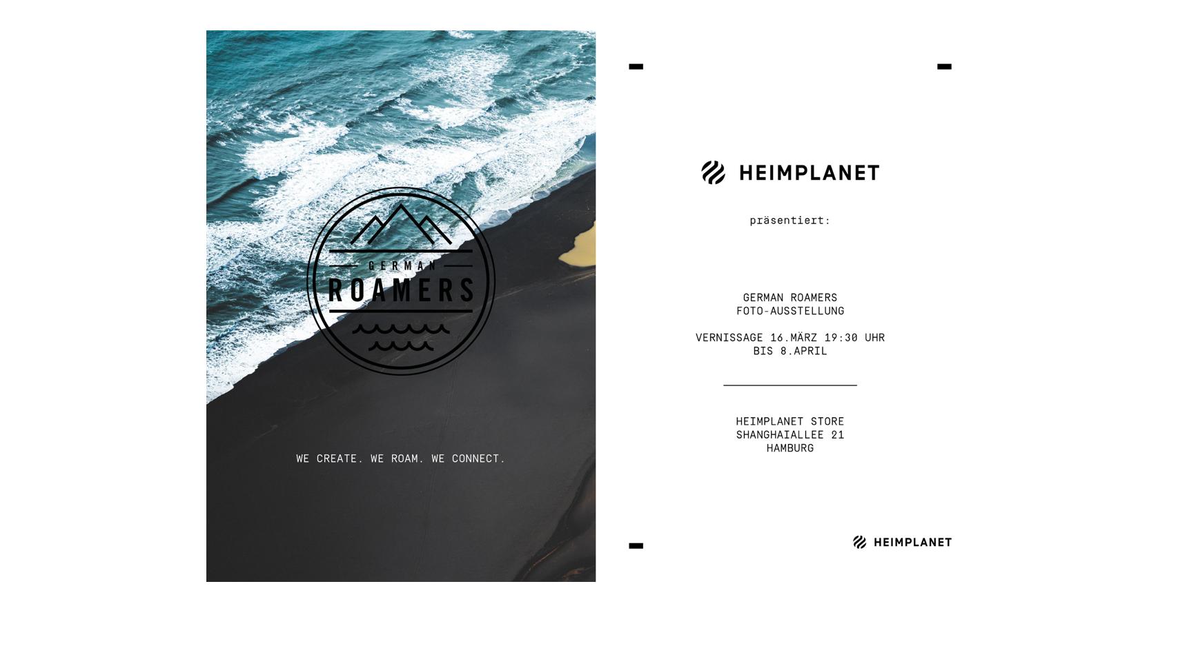 HEIMPLANET X GERMANroamers